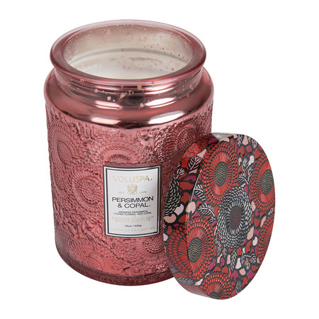 Voluspa - Japonica Limited Edition Candle - Persimmon & Copal - 453g