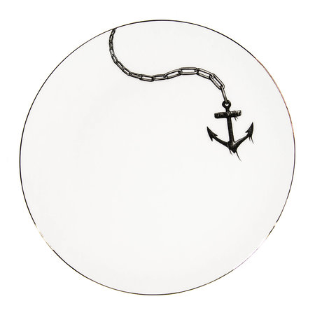 Rory Dobner - Perfect Plates - Anchors Away - Medium