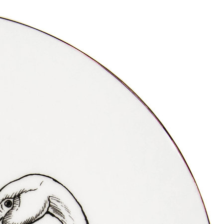 Rory Dobner - Perfect Plates - Francis Flamingo - Medium