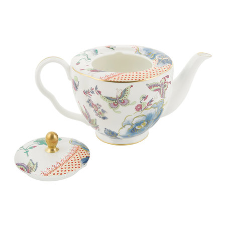 Wedgwood - Butterfly Bloom Teapot