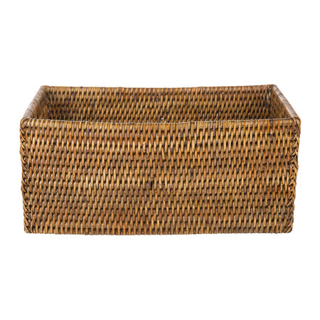 Decor Walther - Basket UTB Multi-Purpose Box - Dark Rattan