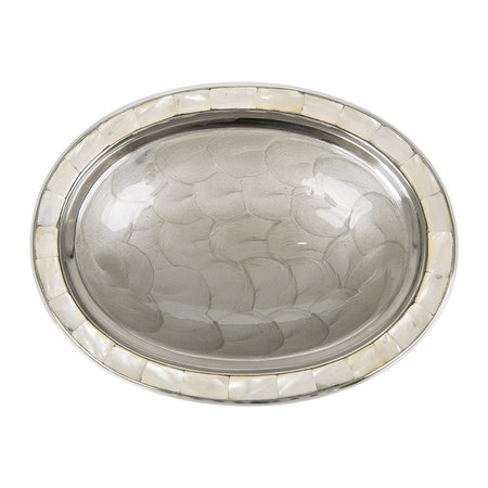 Julia Knight - Classic Soap Dish - Platinum