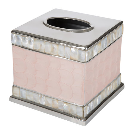 Julia Knight - Classic Tissue Box Cover - Pink Ice