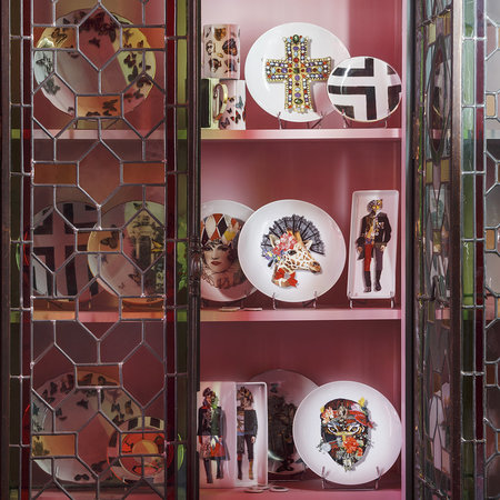 Christian Lacroix - Butterfly Parade Bread & Butter Plate