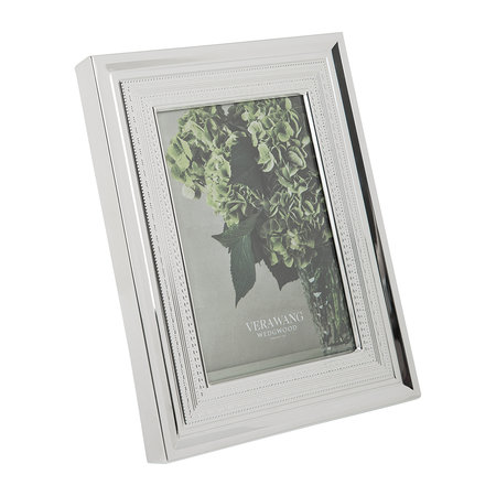 Vera Wang for Wedgwood - With Love Photo Frame - 4x6""