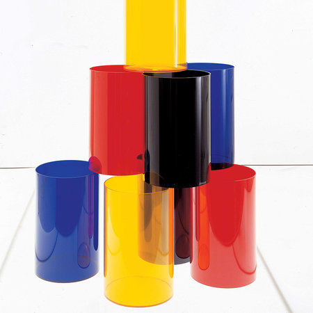 Kartell - Trash Can - Black