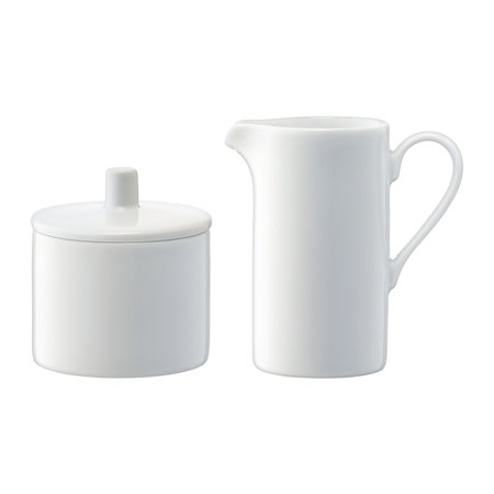 LSA International - Dine Creamer & Sugar Bowl Set