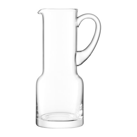 LSA International - Utility Blown Glass Pitcher - 1.35L - Clear
