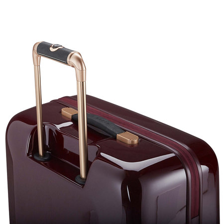 0cfbc09a454b Buy Ted Baker Porcelain Rose Suitcase - Burgundy - Small