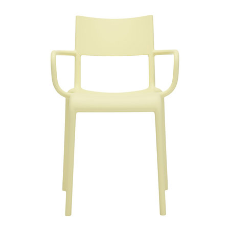 Kartell - Generic A Chair - Yellow