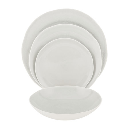 Jars - Maguelone Side Plate - Grey Cashmere
