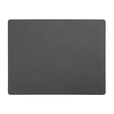 LIND DNA - Rectangle Table Mat - Anthracite - Large