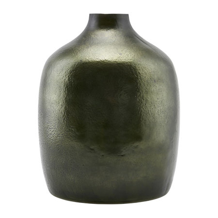 House Doctor - Deep Green Vase - 29.5cm