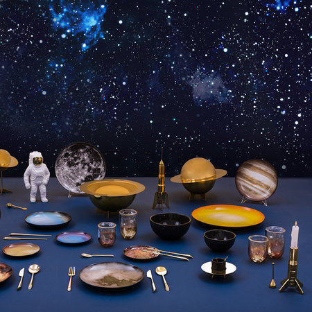 Diesel Living with Seletti - Cosmic Plate - 23.5cm - Jupiter