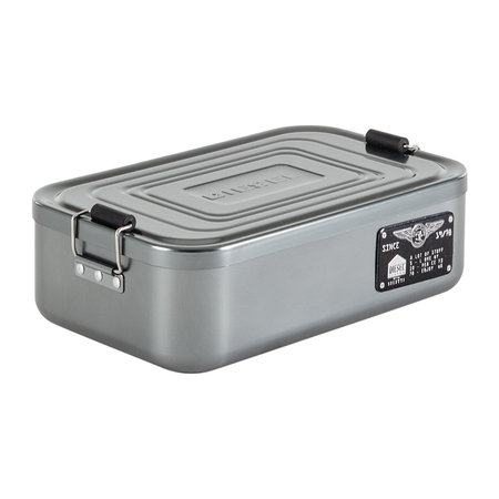 Diesel Living with Seletti - Aluminium Bento Box with Lid - Small