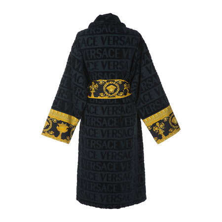 Versace Home - Barocco&Robe Bathrobe - Blue