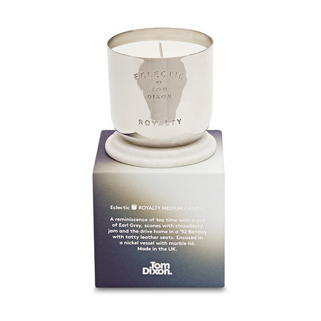 Tom Dixon - Eclectic Collection Scented Candle - Royalty - Medium