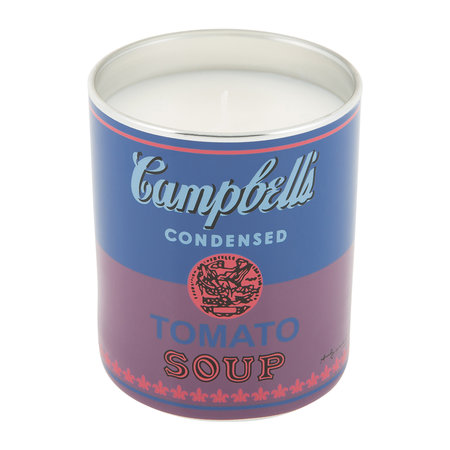 Ligne Blanche - Andy Warhol Scented Candle - Campbell's Soup - Fig & Tree