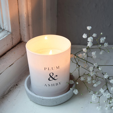 Plum & Ashby - Numbered Collection Scented Candle - Green Fig