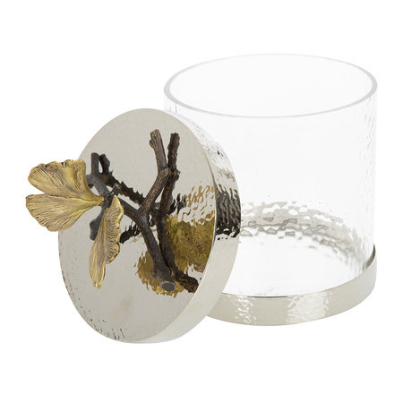 Michael Aram - Butterfly Gingko Kitchen Canister - Extra Small
