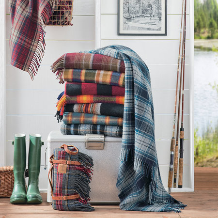 Pendleton - 5th Avenue Throw - Acadia