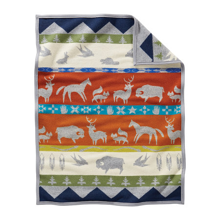 Pendleton - Muchacho Baby Blanket - Shared Paths