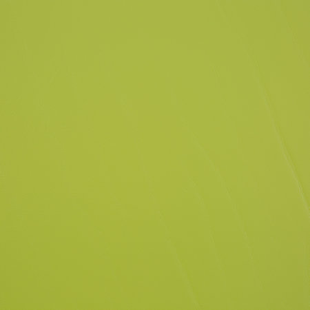 A by AMARA - Round Leather Placemat - Lime