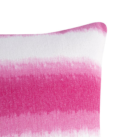 Marinette Saint Tropez - Borabora Cushion - 45x45cm - Pink/Palm Green/Yellow