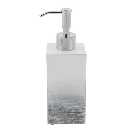 Mike + Ally - Ombre Soap Dispenser - Grey/Silver