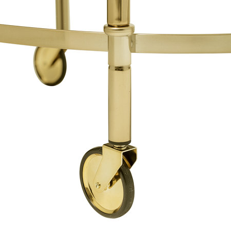 Bloomingville - Fine Bar Side Table - Gold