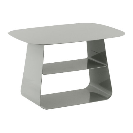 Normann Copenhagen - Stay Table - Stone Grey
