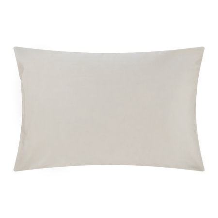 A by AMARA - Egyptian Cotton Standard Pillowcase Pair - Ivory