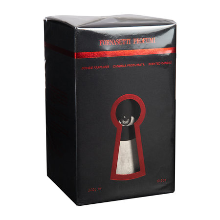 Fornasetti - Don Giovanni Scented Candle - Black/White - 300g