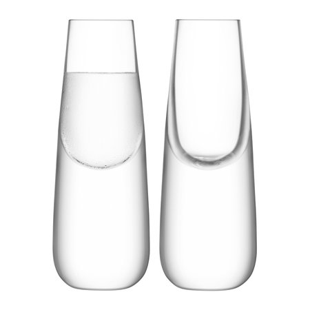 LSA International - Verre à shot Bar Culture - Lot de 2