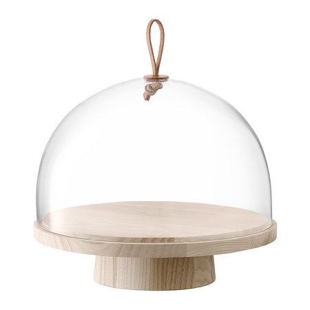 LSA International - Ivalo Ash Stand & Dome - 28cm Dia.