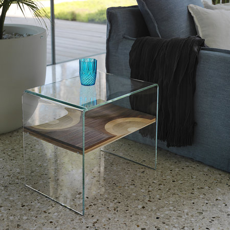 Horm & Casamania - Table d'appoint Bifronte