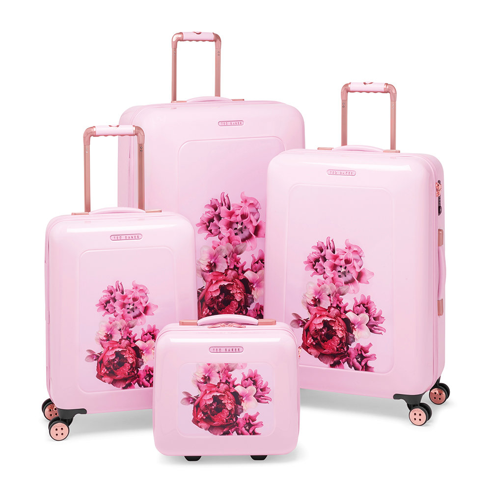 a4a8f3854 Buy Ted Baker Splendour Suitcase - Pink - Large