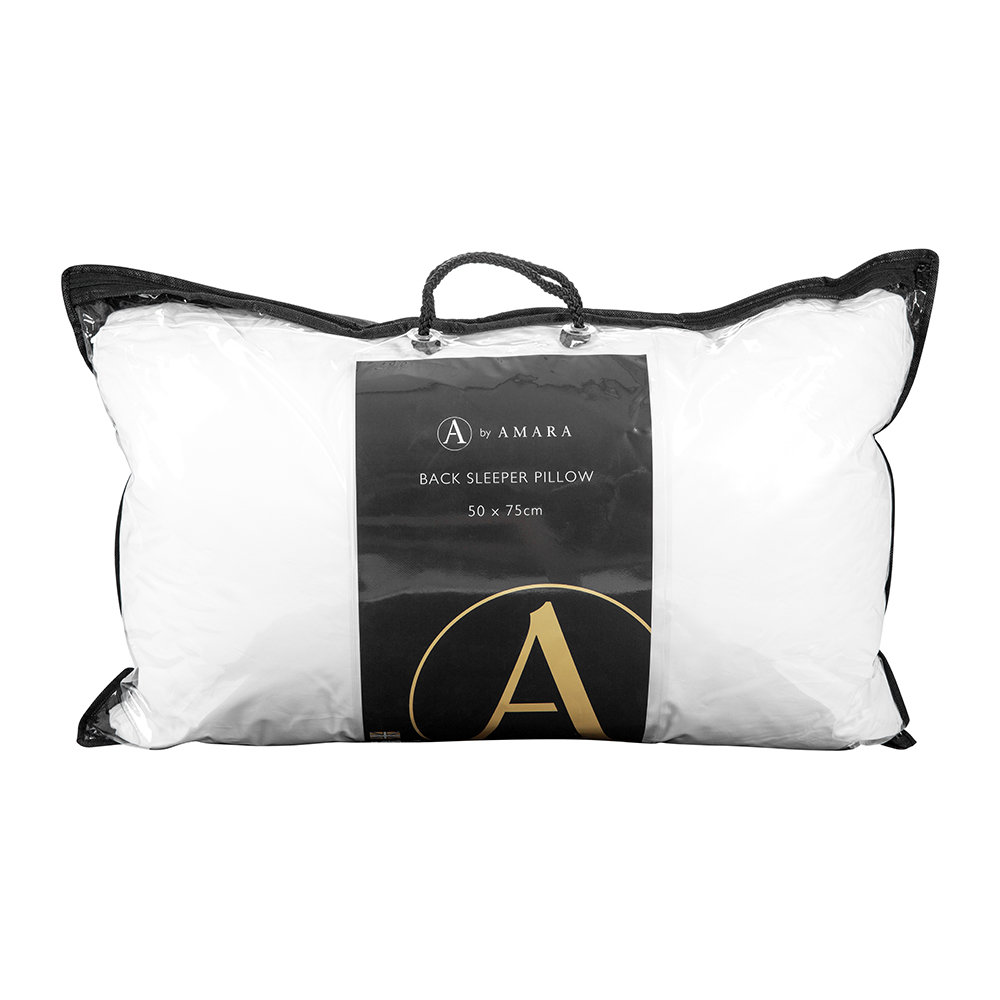 A by AMARA - Back Sleeper Pillow