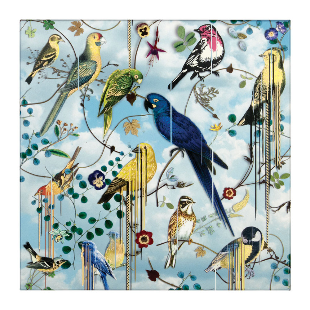 Christian Lacroix - Birds Sinfonia Double Sided Jigsaw Puzzle