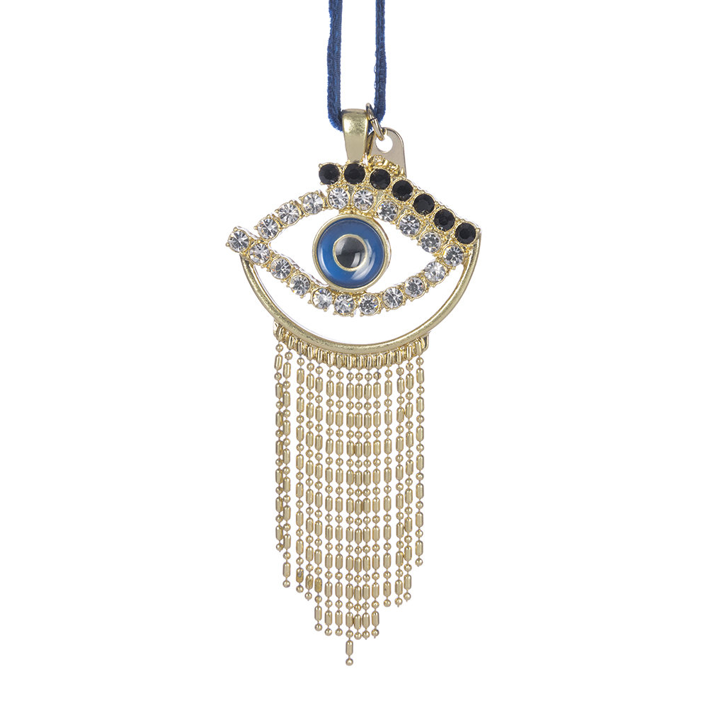 Evil Christmas Tree: Buy Joanna Buchanan Evil Eye Christmas Tree Decoration