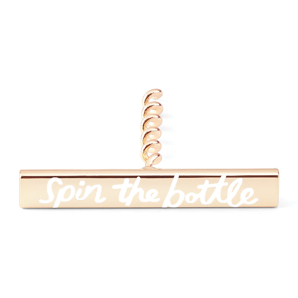 kate spade new york - All That Glistens 'Spin the Bottle' Corkscrew