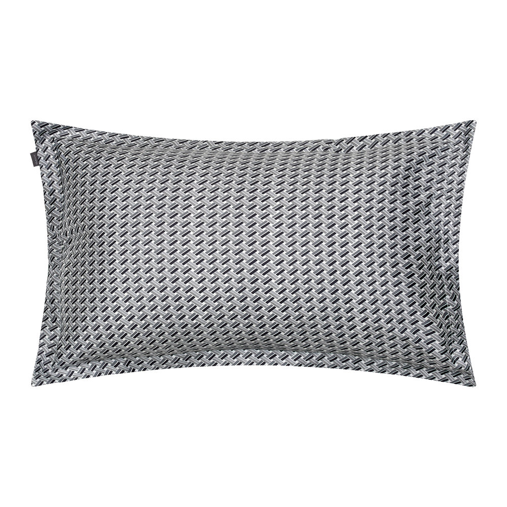 GANT - Como Pillowcase - 50x75cm - Elephant Grey