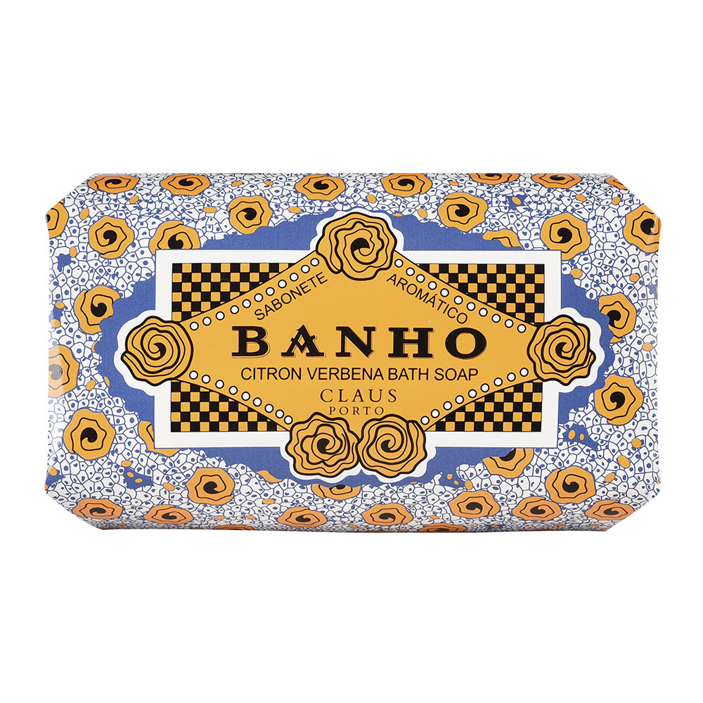 Claus Porto - Deco Collection Large Soap Bar - Banho