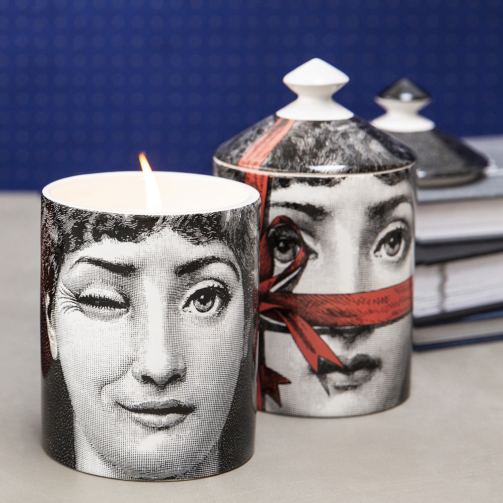 Fornasetti - Regalo Scented Candle - 300g