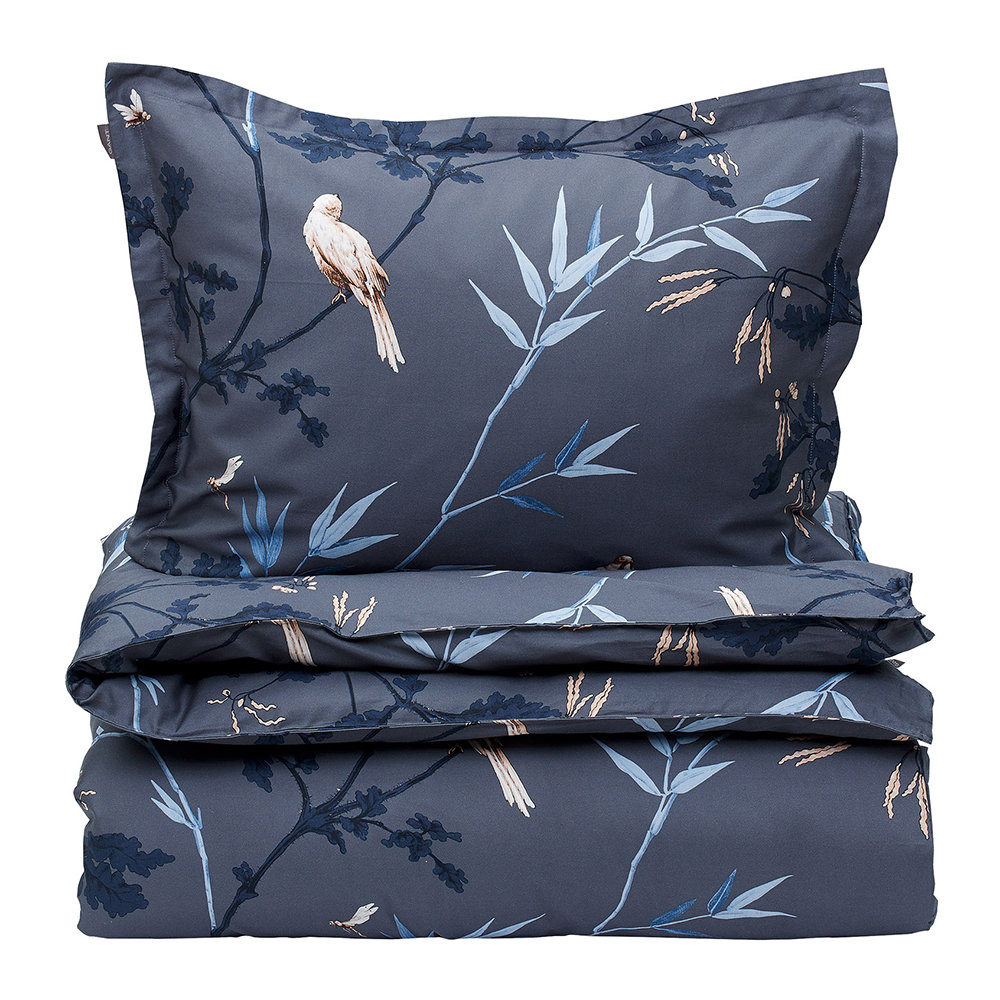 GANT - Birdfield Duvet Cover - Salty Sea - King