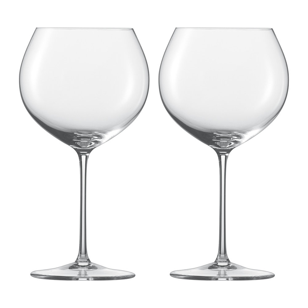 Schott Zwiesel - Enoteca Burgundy Wine Glasses - Set of 2