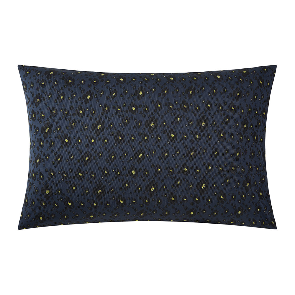 Calvin Klein - Carrie Pillowcase - Navy - 50x75cm