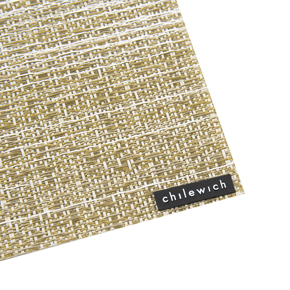 Chilewich - Ombre Rectangle Placemat - Gold