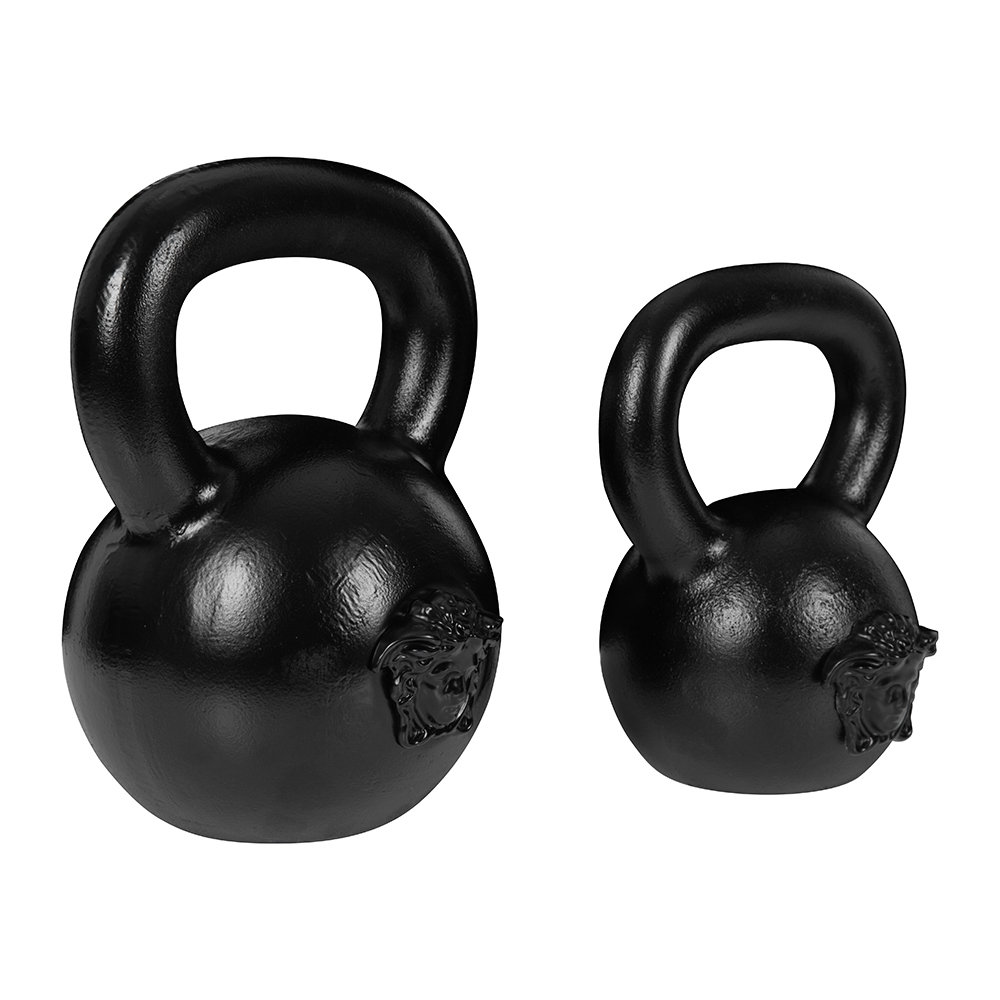 Versace Home - Barocco Kettle Bell - Black - 10KG