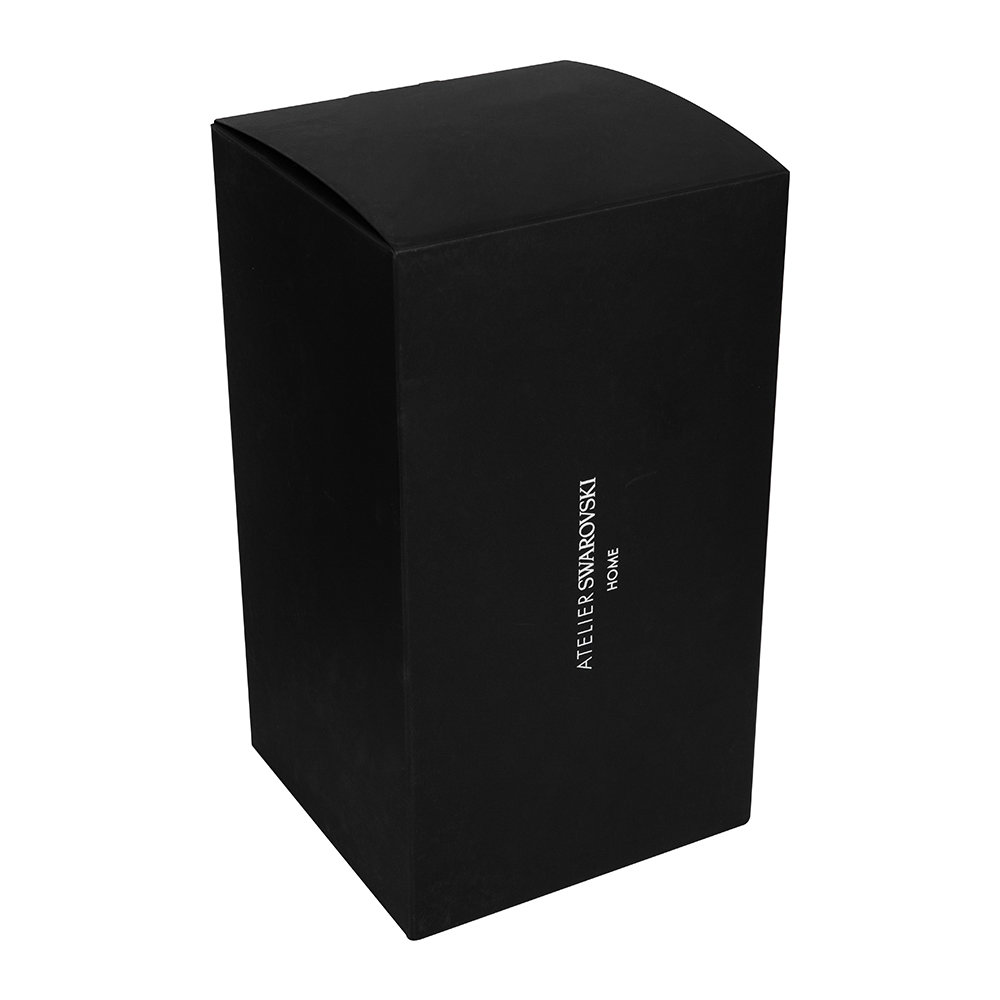 Atelier Swarovski - Black Diamond Vase - Small